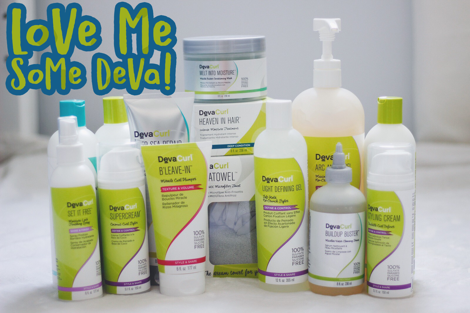 DevaCurl Products